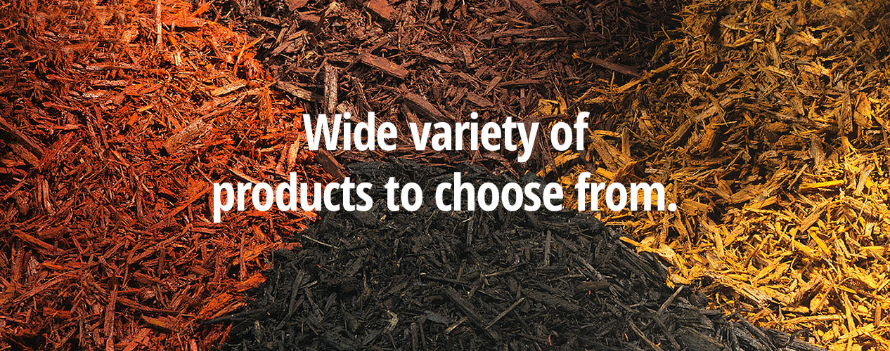 Capital mulch company raleigh nc wake forest nc for Landscaping rocks wake forest nc