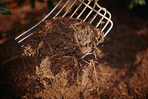Pitchfork Mulch